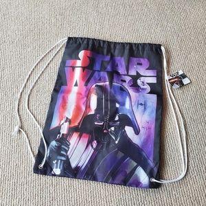 COPY - NWT Star Wars Drawstring BACKPACK Bag